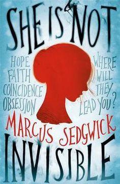 She is not Invisible - Marcus Sedgwick #WeNeedDiverseBooks