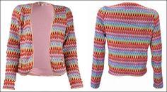 Ambika Missoni Coloured Jacket