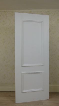 White Traditional - Pronto Doors