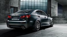 Photo Lookbook: Full Screen Images of 2013 Lexus ISF