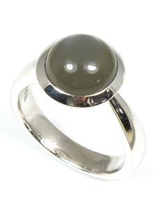 Oregon Afternoon Moonstone Ring - Wilsonville Diamond