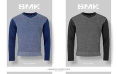 SMK DENIM&Co.: SMK DENIm&Co | CAMISOLA CHEST PLATE