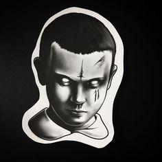 """""""Eleven"""" by Smolll tattooer"""