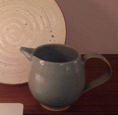 A ceramic jug