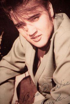 Best Wishes Elvis Presley, Plate 2 | Flickr - Photo Sharing!