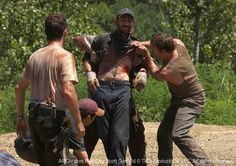 """The Walking Dead """"Wildfire"""" S1EP5"""