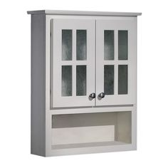 """Cape Cod Series 25.5"""" x 30.75"""" Wall Mounted Cabinet"""