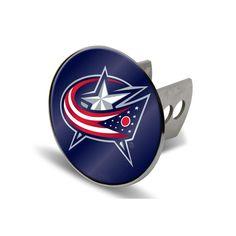 Columbus Blue Jackets NHL Laser Cut Hitch Cover