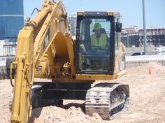 Dig This.  Playing in the dirt.  America's first and only heavy equipment playground where YOU'RE in control. Re-live your sandbox days of being a child but this time it's for real. Huge Caterpillar bulldozers and excavators await you in one of the most memorable experiences you will ever encounter