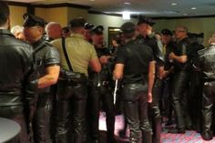 IMG_8184 – CR  Get geared up & join us every third Saturday from 10pm-12am. #Bootblacks on duty @ToucheChicago   #BLUF #leathermen #leathercommunity #bootblacks #leatheruniform #events #Leather #Fetish #Uniform #Boots #Cigars #Men #gloves #bdsm #hot #mascuine #cuero #uniforme #fetiche #pelle #uniforme #leder #blufclub #blufchicago #chicago