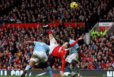 Wayne Rooney Manchester UTD