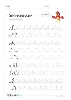 Deutsch Lernen Vorschule – Rebel Without Applause Tracing Worksheets, Preschool Worksheets, Preschool Activities, Teaching Kids, Kids Learning, Early Intervention Program, Kindergarten Portfolio, Pre Writing, Kids Behavior