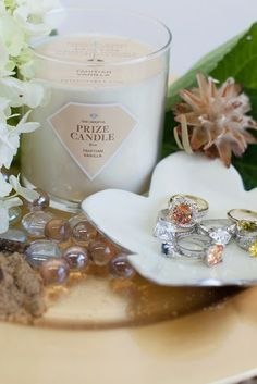 Find a ring in every candle l Prize Candle - Great gift idea!