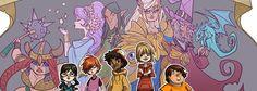 Dicas para criar e interpretar personagens em RPG - Parte 1 - http://www.garotasgeeks.com/dicas-para-criar-e-interpretar-personagens-em-rpg-parte-1/