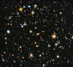 HubbleSite - NewsCenter - Hubble Team Unveils Most Colorful View of Universe Captured by Space Telescope (06/03/2014) - Release Images