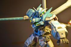 GUNDAM GUY: 1/100 Gundam Crossbone Storm - Customized Build