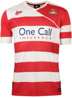 Doncaster Rovers 2014-15 Avec Home Kits Championship League, Doncaster Rovers, Jersey Atletico Madrid, Football Jerseys, Sports Shirts, Soccer, Well Well, Life, Sports