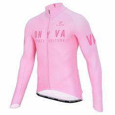 Our silver long sleeve thermal jersey is in tune with the early morning riding conditions that the autumn will bring. With a tighter, performance optimised fit the thermal fabric offers moisture management and warmth. Our friends at @onyvasportsculture 🇪🇸have done a great job with their colours on this particular piece 👚💝