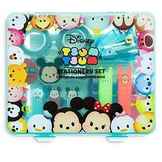 Disney ''Tsum Tsum'' Stationery Set
