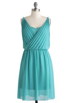 ModCloth Chic Holiday Dress