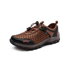 Just US$32.10 + free shipping, buy Men Mesh Hiking Shoes online shopping at GearBest.com.
