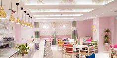 Decor, Furniture, Restaurant, Table, Home Decor, Table Decorations