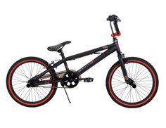 Comfortable BMX Revolt Bike Huffy Boy`s Matte Black, 20-Inch Gift Idea Free Ship #Huffy