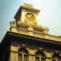 The Clock Tower Building (via @1stdibs)