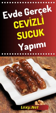 Today we make walnut sausage. Thus, we get rid of buying walnut sausage with a little walnut and how and under which conditions it. Armenian Recipes, Turkish Recipes, Vegetarian Recipes, Cooking Recipes, Healthy Recipes, East Dessert Recipes, Deli Food, Ramadan Recipes, Fruit Snacks