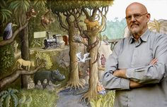 """""""Hay que cambiar las imágenes estereotipadas"""" le dijeron a un célebre ilustrador infantil - http://www.actualidadliteratura.com/cambiar-las-imagenes-estereotipadas-le-dijeron-celebre-ilustrador-infantil/"""