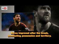 Messi walks on water as Pique rescues Barcelonas unbeaten run