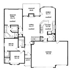 no garage house plans 1500 square feet 1500 sq house plans ~ home