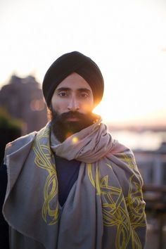 Yellow Accents (Waris Ahluwalia)