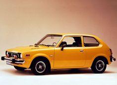 HONDA CIVIC - the start of modern Honda