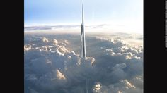 It is expected that construction of the tower will require 5.7 million square feet of concrete and 80,000 tons of steel.