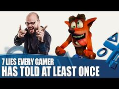 7 Lies Every Gamer Has Told At Least Once - YouTube