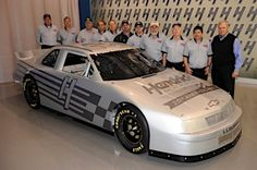 Dusty: First Hendrick Motorsports Chassis | Cars | Hendrick Motorsports Heritage