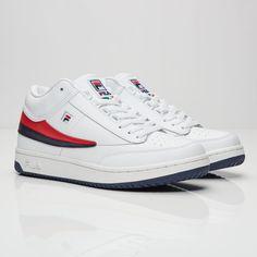 ec2cdbd88ddcf FILA T-1 Mid Air Force Sneakers