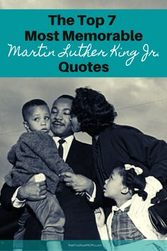 Top 7 Most Positive and Most Memorable Martin Luther King Jr. Quotes