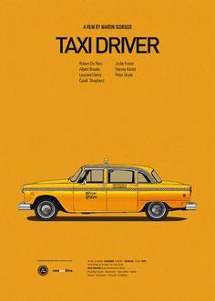 """Cars & Films"" by Jesús Prudencio"