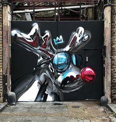 Fanakapan Street art