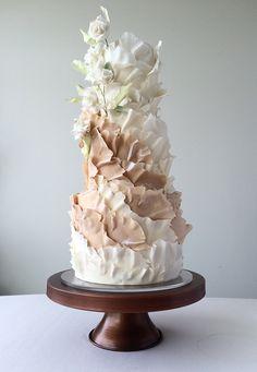 Wedding Cake Q&A With Jasmine Rae Cakes