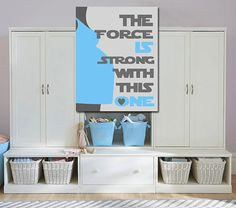 New Baby Newborn Star Wars Kids Art Boy Room By Starwarsprint 20 00