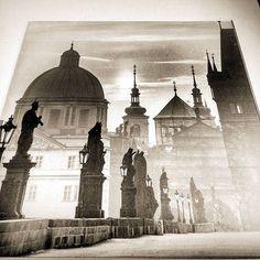 Saudades de Praga 🇨🇿 #praga #praha #republicacheca #pontecarlos #viagens #travel #outubro2016 #october #outono #autumn #p3top #peoplecreative #igersportugal #igers #fotosobrefoto