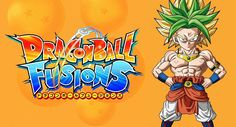 DragonBall Fusions- 3DS