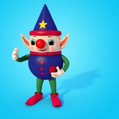 Macy's Thanksgiving Day Parade Characters on Behance