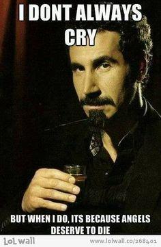 Serj Tankian...rock sage ;)