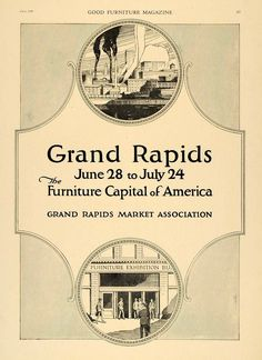 1000 images about Grand Rapids 1920s on Pinterest