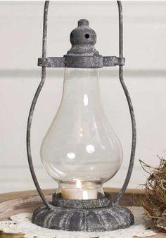 Lantern, Tea Light Lantern, Metal Lantern