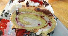 λαχταριστος κορμος φραουλας Greek Desserts, Christmas Lunch, Lunch Menu, Cheesecake, Pie, Sweets, Cookies, Recipes, Food